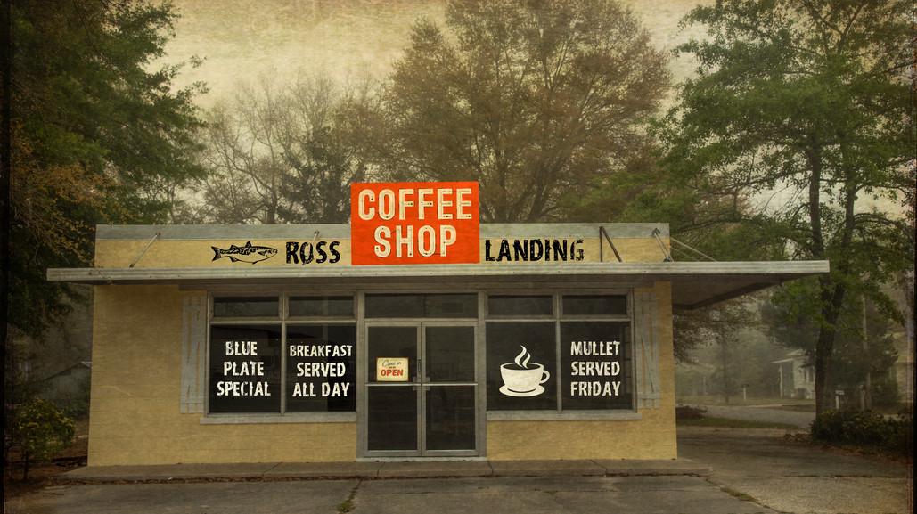 Ross Landing Coffee Shop