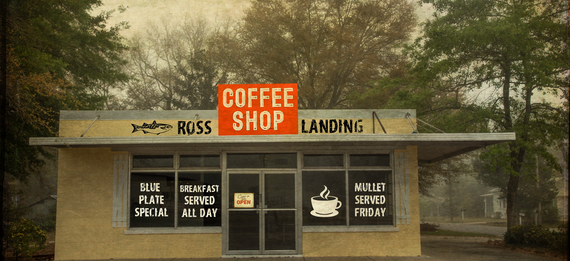 Ross Landing Coffee Shop
