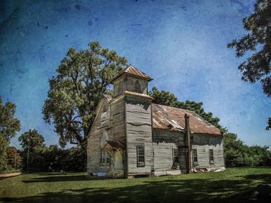 Decaying Church