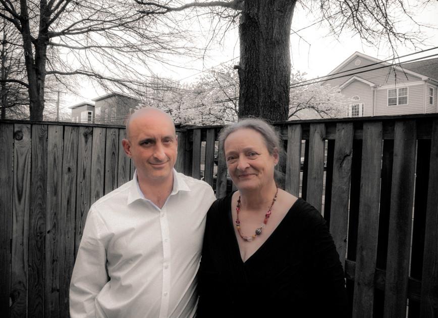 Jacob & Nancy, Son & Mother