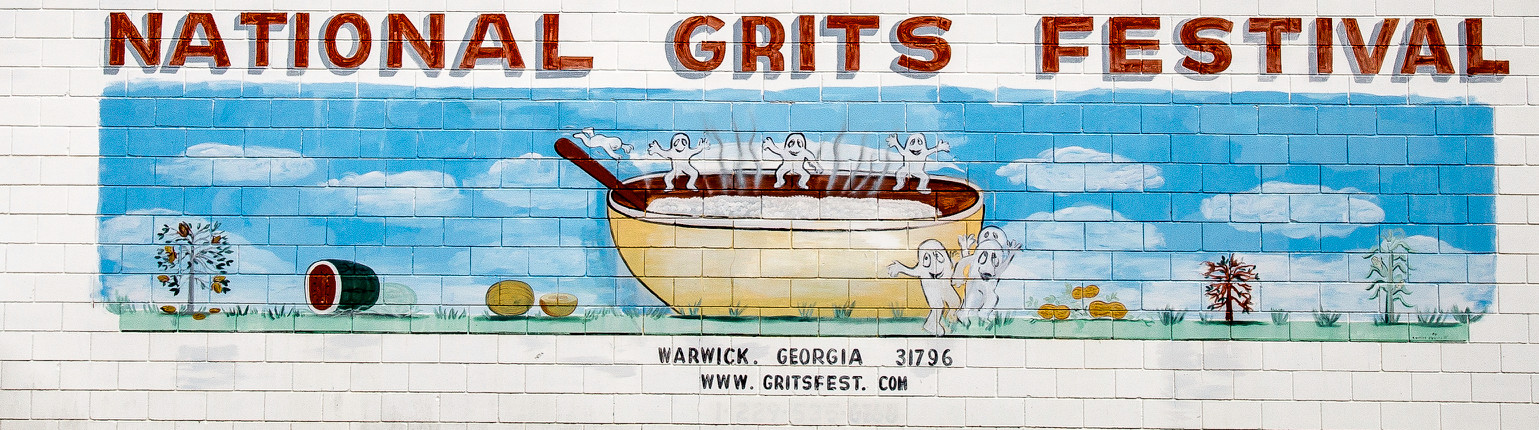 National Grits Festival Mural