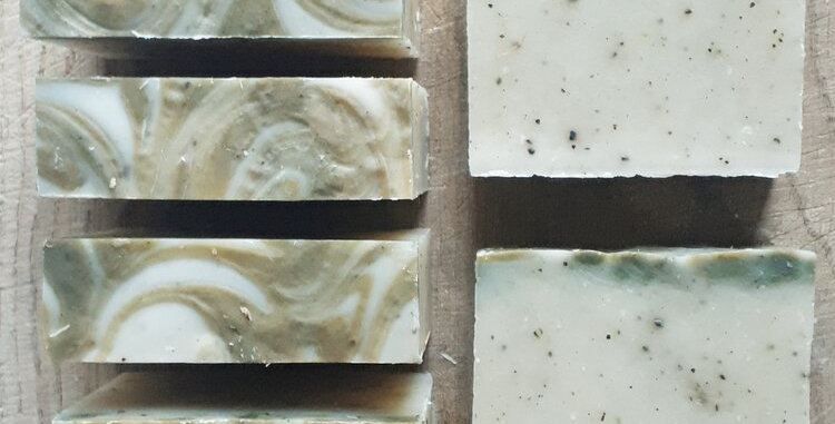 Irish Seaweed Natural Soap
