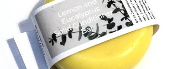 Lemon Eucalyptus Conditioner Bar 70g