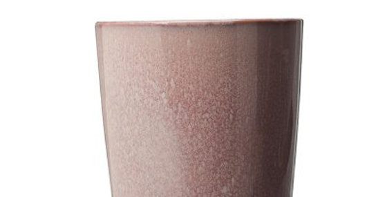 Pink Lovisa Pot with base plate