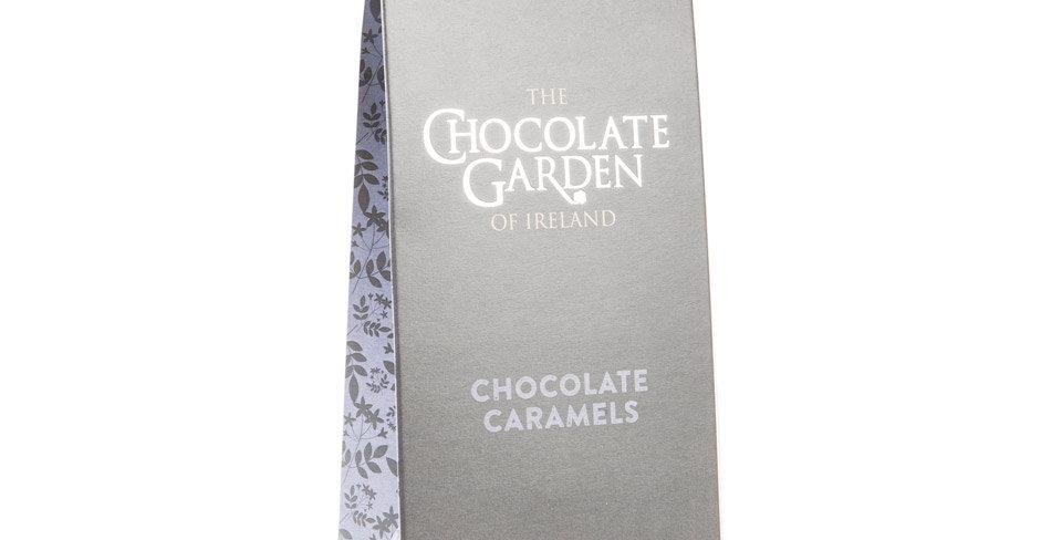 Chocolate Caramel Pouch