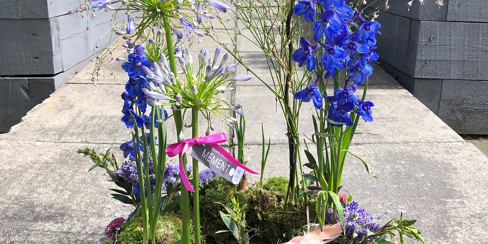 January Blooms Floristry Workshop