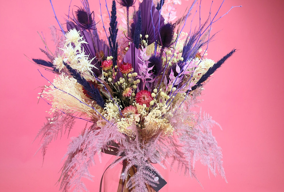 Love You Forever Mum - Dry Bouquet