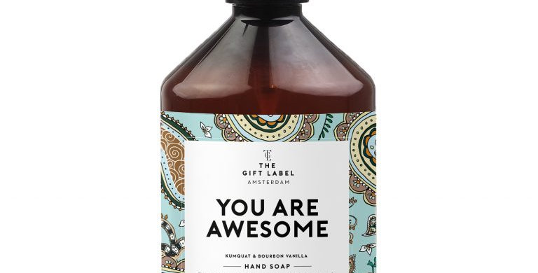 The Gift Label – You Are Awesome Hand Wash