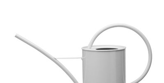 Savanna Watering Can - White