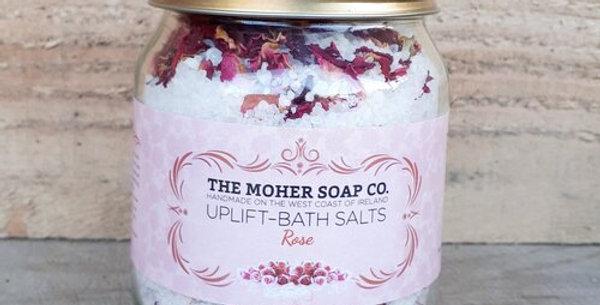 Uplift Rose Bath Salts