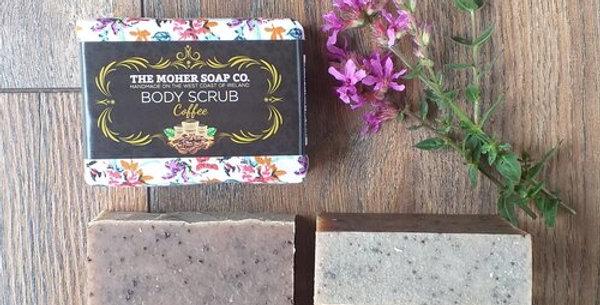 Natural Body Scrub - Coffee