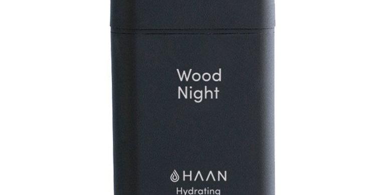 Haan Hand Sanitizer – Wood Night (30ml Spray Bottle)