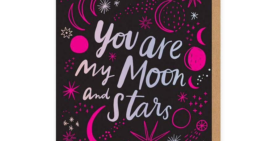 You Are My Moon and Stars