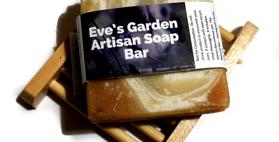Eves Garden Soap Bar 100g