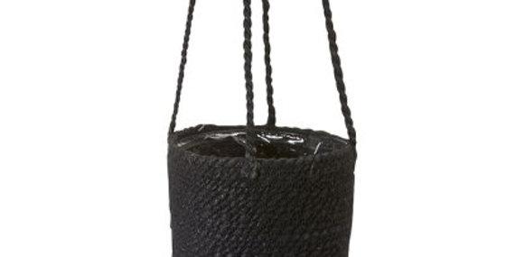 Black Belle Hanging Pot