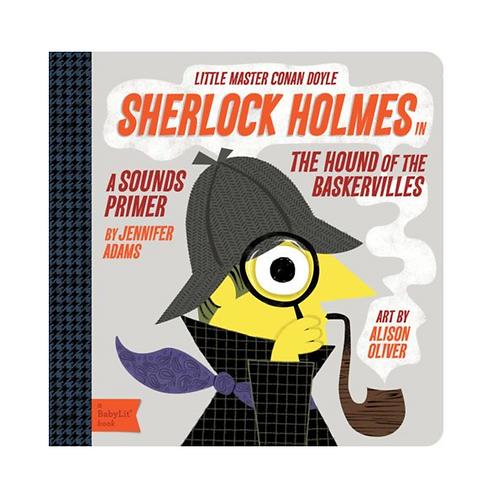 Sherlock Holmes Board Book