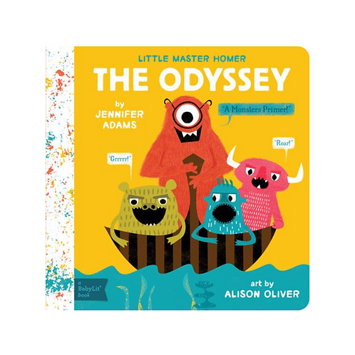 The Odyssey Board Book