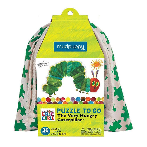 The World of Eric Carle Puzzle To Go