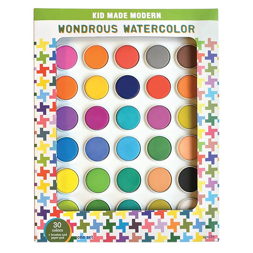 Wondrous Watercolor Set