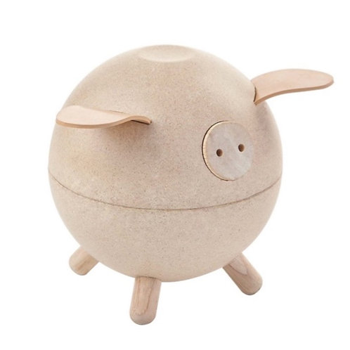Natural Piggy Bank