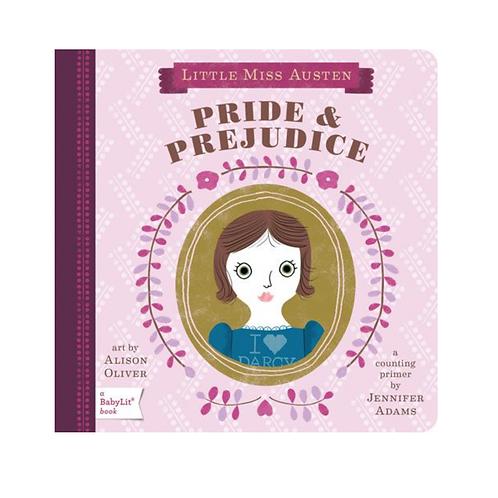 Pride & Prejudice Board Book
