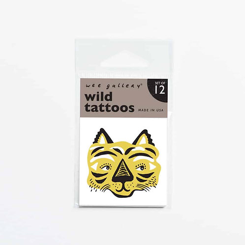 Wild Tattoos