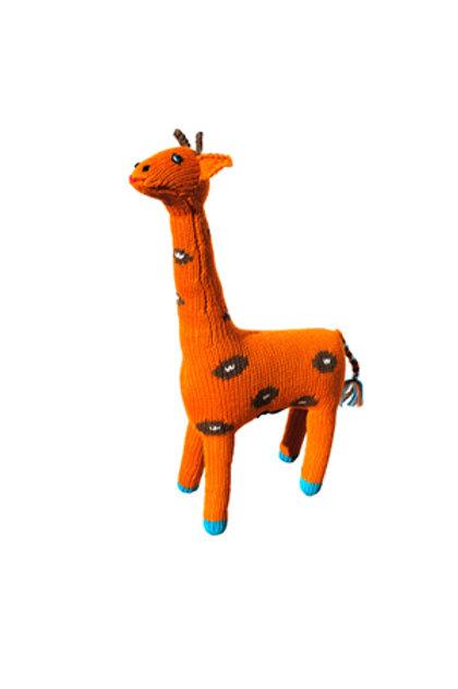 Knit Giraffe