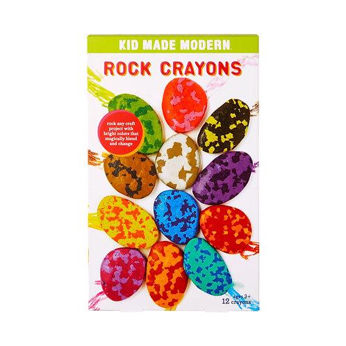 Rock Crayons