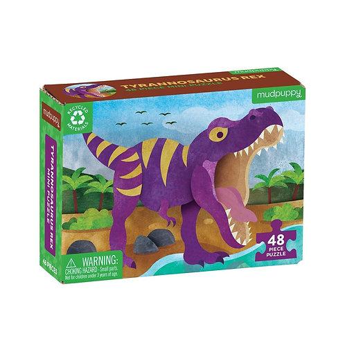 Tyrannosaurus Rex Mini Puzzle