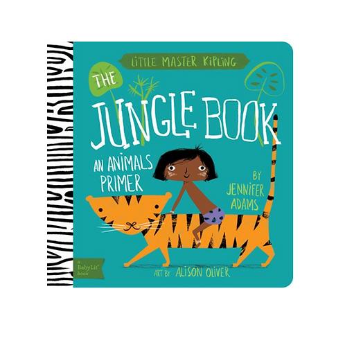 The Jungle Book Board Book