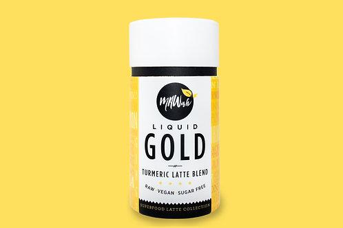 Liquid Gold Organic Vegan Turmeric Latte Blend