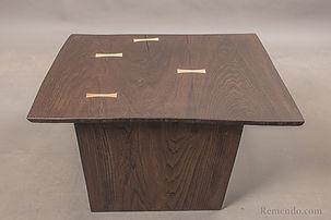 Кофейный стол лофт