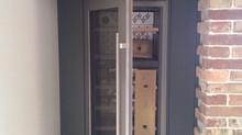 Винный шкаф со встроенным холодильником (для квартиры-лофт)