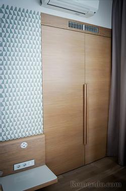 Шкаф гардеробная в спальню