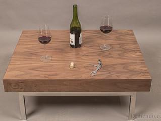 Новая модель в коллекцию кофейных столиков - модель Deep