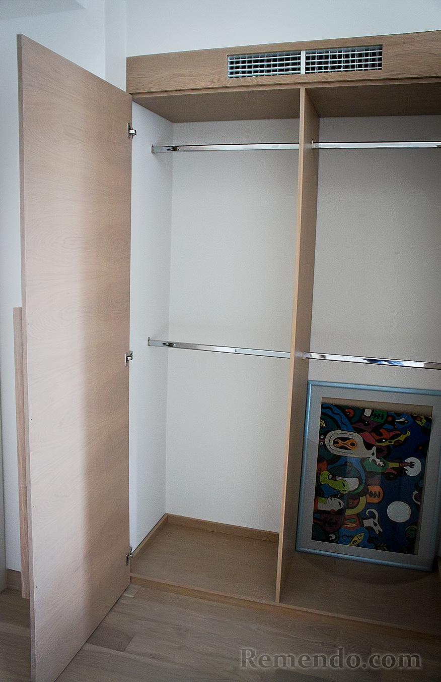 Гардеробный шкаф на заказ