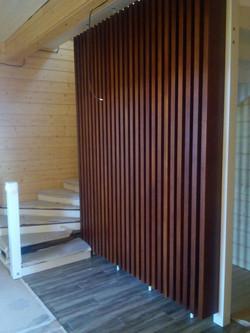 Стеновая панель наборная