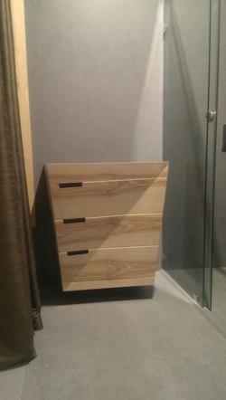 Шкафчик для ванной под раковину