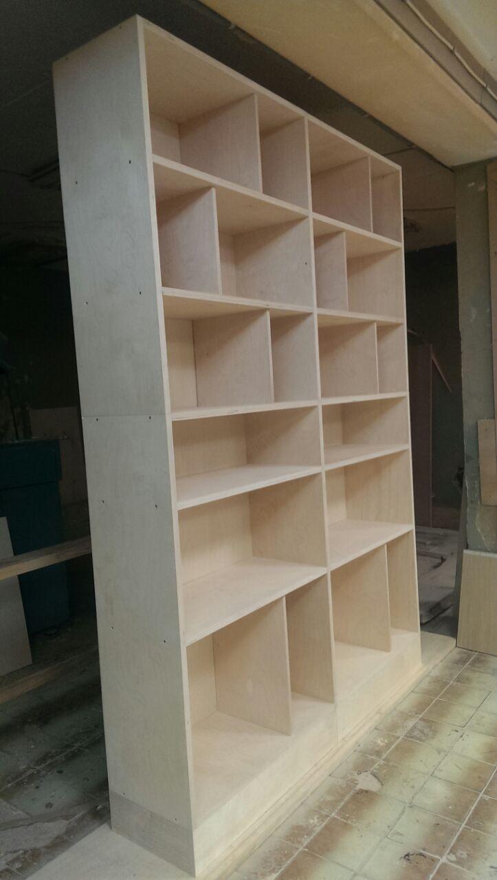 Изготовление шкафа из фанеры