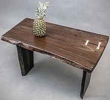 Кофейный стол из слэба
