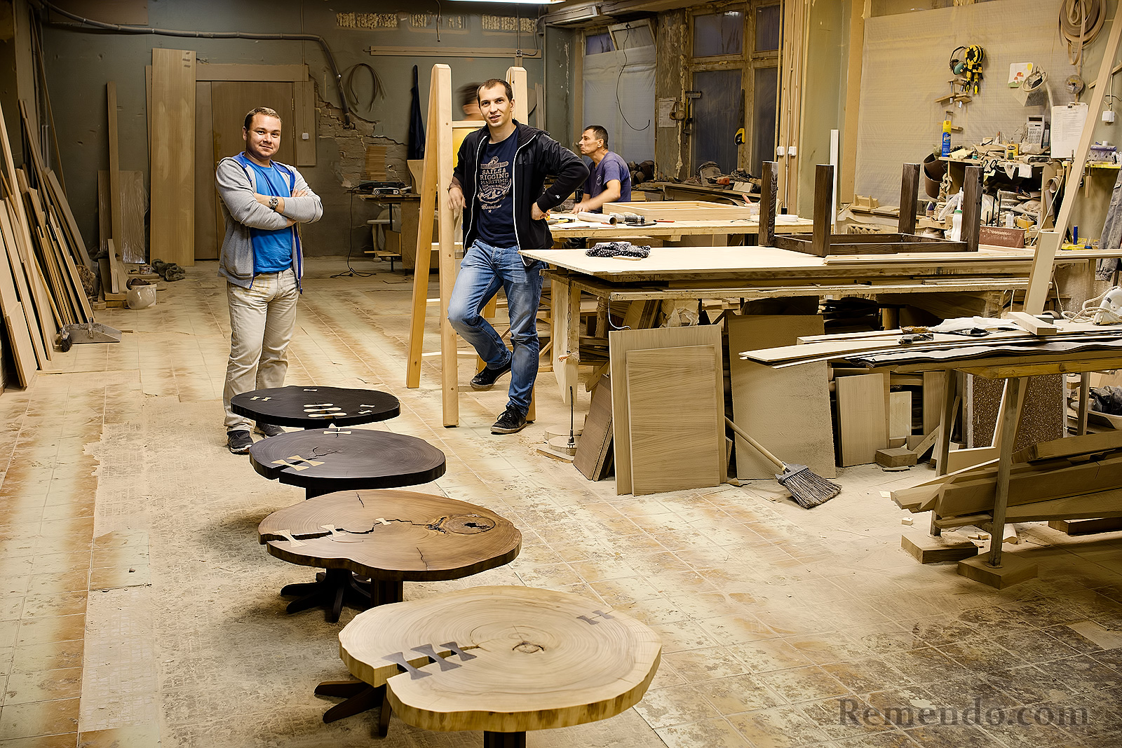 Столярная мастерская Remendo