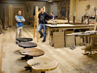 Рабочие фото из мастерской