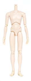 MB-008 Body/TAEYANG(Fair Skin)