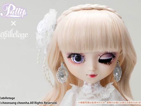 【本日より受注開始!】ファッションブランド『abilletage』と『プーリップ』が夢のコラボレーション!