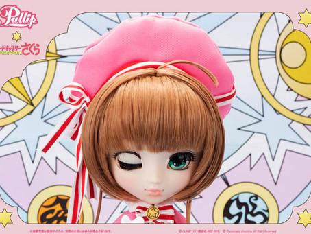 【本日より受注開始】人気作品『カードキャプターさくら クリアカード編』から「木之本 桜」がプーリップに!