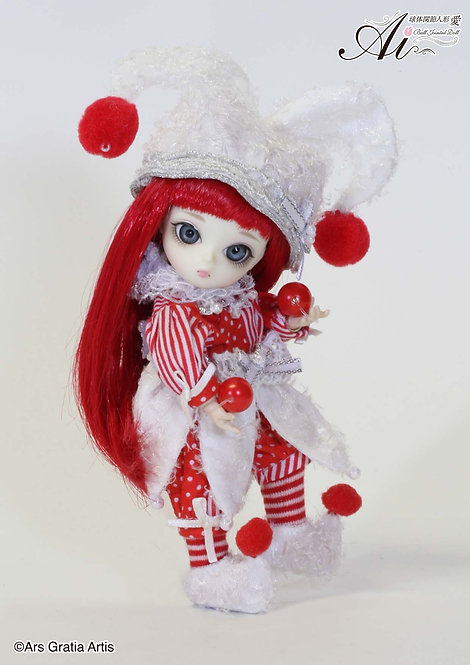 A-733 愛/レッドポピー(Red poppy)