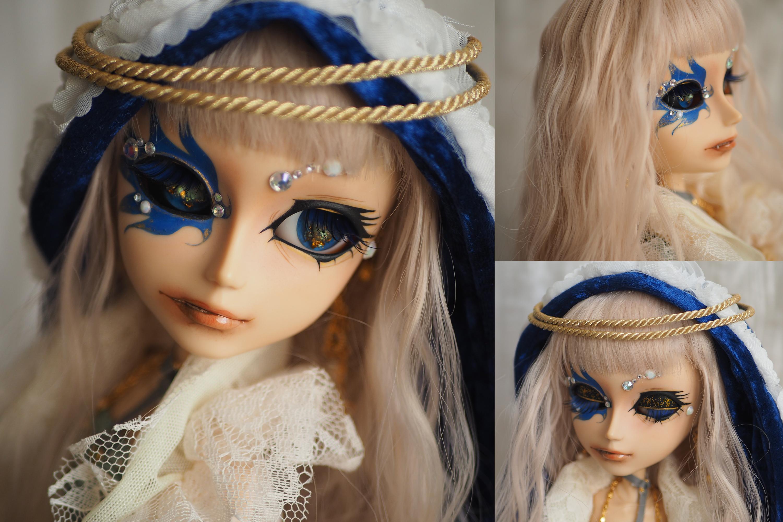 Madonna blue(マドンナブルー)顔up