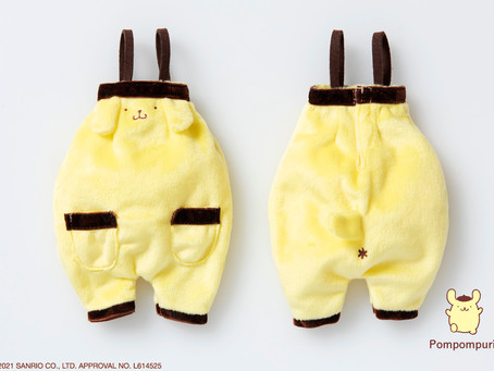 【Special Outfit】ポムポムプリンとのコラボアウトフィットが発売!