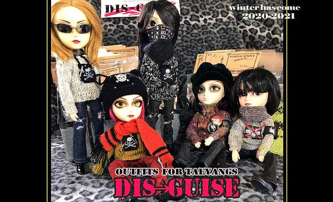 DIS→GUISE(ディスガイズ)