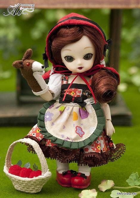 A-723 愛/ストロベリーキャンドル(Strawberry candle)
